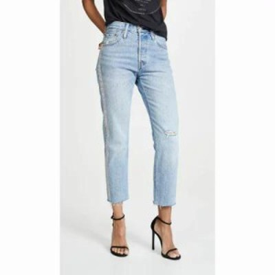 リーバイス ジーンズ・デニム 501 Crop Jeans Diamond in the Rough