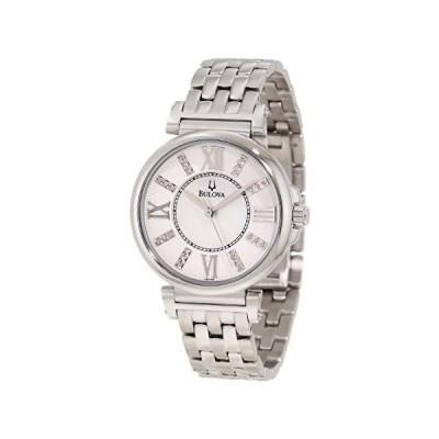 特別価格 [ブローバ]Bulova 腕時計 96P134 レディース [並行輸入品] 並行輸入品