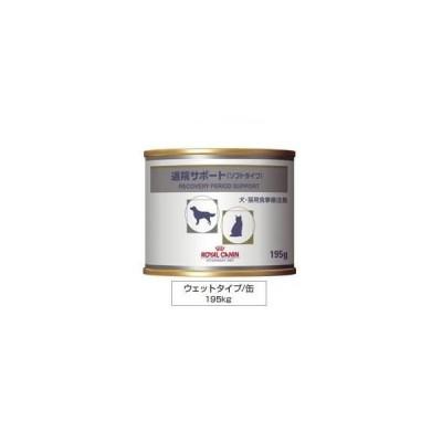 ロイヤルカナン 犬 猫用 退院サポート 缶詰195gx12