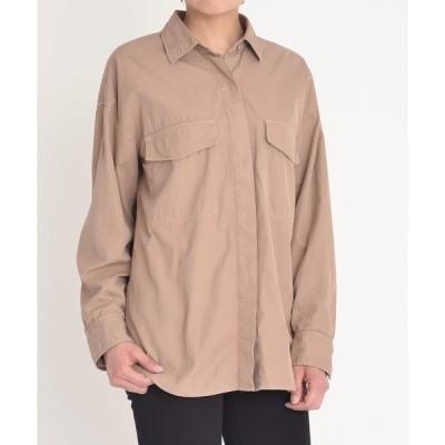 シャツ ブラウス YANUK セットアップ カラーシャツ /57193403