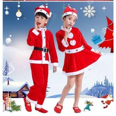 クリスマス 衣装 レディース サンタ コスプレ サンタクロース衣装 パーティードレス 仮装 コスチューム マント ポンチョ 可愛い 長袖 イベント
