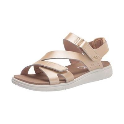 Ryka Women's Marci Shoes Sandal, Beige, 8