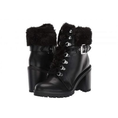GUESS ゲス レディース 女性用 シューズ 靴 ブーツ レースアップブーツ Geisha - Black
