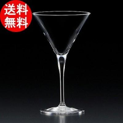 アデリア SON.hyx crystal glass カクテル260 C409 6個セット J-6462