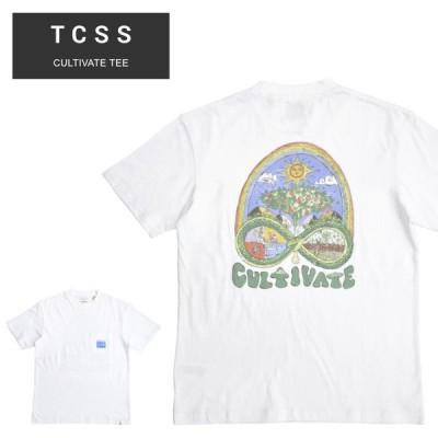 TCSS ティーシーエスエス Tシャツ CULTIVATE POCKET T-SHIRT TEE 半袖 トップス TE2020 単品購入の場合はネコポス便発送