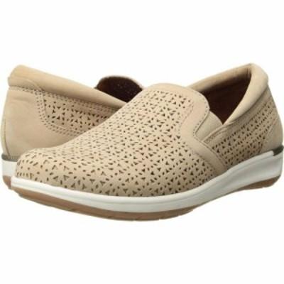 ウォーキング クレードル Walking Cradles レディース スニーカー シューズ・靴 Orleans Light Taupe Perforated Nubuck