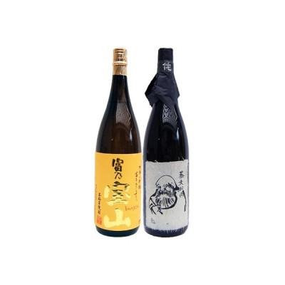焼酎 飲み比べセット そば和尚 蕎麦 1800ml と富乃宝山 芋 1800ml西酒造  2本セット