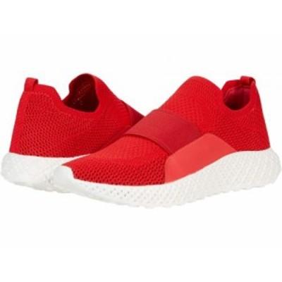 Steve Madden スティーブマデン レディース 女性用 シューズ 靴 スニーカー 運動靴 Ritz Sneaker Red【送料無料】