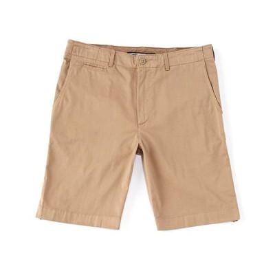 ダニエル クレミュ メンズ ハーフパンツ・ショーツ ボトムス Cassis Flat-Front Garment-Dyed 10#double; Inseam Shorts