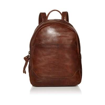 FRYE Melissa Medium Backpack, Dark Brown 並行輸入品