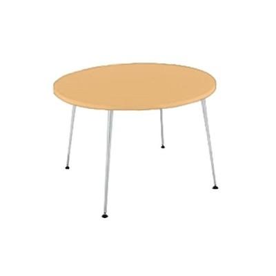 コクヨ      ミーティングテーブル 円形 EAT IN イートイン  Φ1200×D1200×H700MM LT-348 ナチュラル