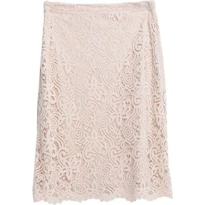 トリコシック TRICOT CHIC レディース ひざ丈スカート スカート Knee Length Skirts Beige