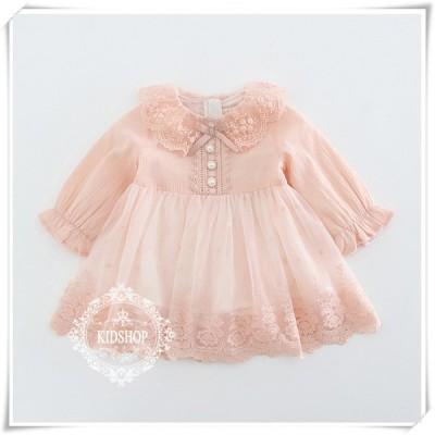 子供ドレスフォーマルベビー赤ちゃん出産祝いキッズドレス子供服入園式結婚式長袖