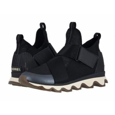 SOREL ソレル レディース 女性用 シューズ 靴 スニーカー 運動靴 Kinetic Sneak Black/White【送料無料】