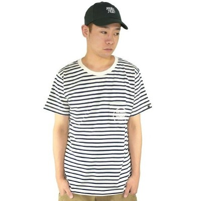 tシャツ Tシャツ Pocket Border Tシャツ