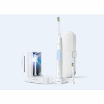 フィリップス HX6839/54 プロテクトクリーン除菌器付 ソニッケアー ホワイトライトブルー