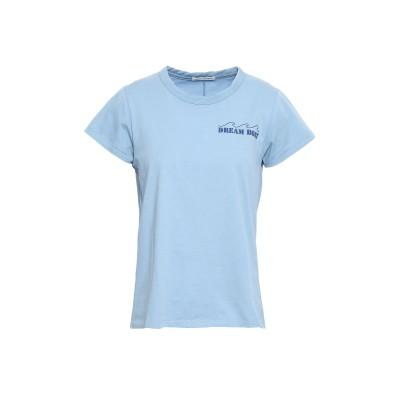 ラグアンドボーン RAG & BONE T シャツ スカイブルー S コットン 100% T シャツ