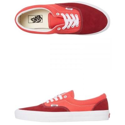 ヴァンズ Vans レディース スニーカー シューズ・靴 Era Shoe Red