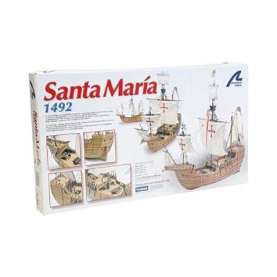 Artesan〓a Latina 22411 wooden model: caravel Santa Mar〓a 1/65 並行輸入品