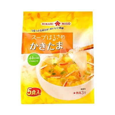 ひかり味噌 スープはるさめ かきたま 5食12個