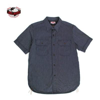 "JELADO ジェラード 半袖 シャツ ""BASIC COLLECTION"" S/S Work Shirt JP52112"