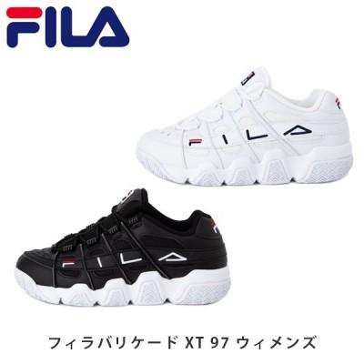 FILA フィラ レディース スニーカー フィラバリケード XT 97 ウィメンズ 靴 シューズ ファッション カジュアル 女性用 F0415 FILAF0415