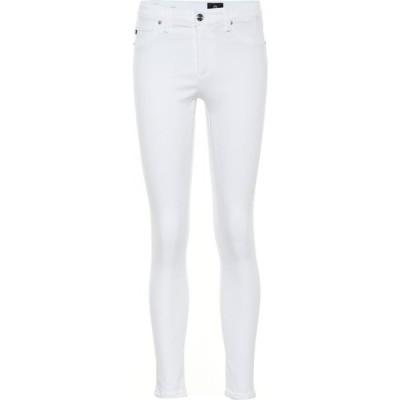 エージージーンズ AG Jeans レディース ジーンズ・デニム ボトムス・パンツ The Legging Ankle Skinny Jeans Wht