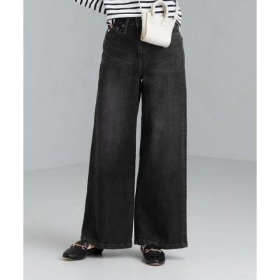 パンツ デニム ジーンズ [ 別注 ][ サムシング ]★SC SOMETHING × GLR ワイド パンツ