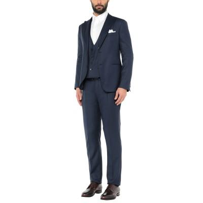 CANTARELLI per ERALDO スーツ ダークブルー 54 バージンウール 100% スーツ