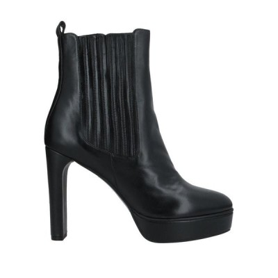 ETWOB ショートブーツ ファッション  レディースファッション  レディースシューズ  ブーツ  その他ブーツ ブラック