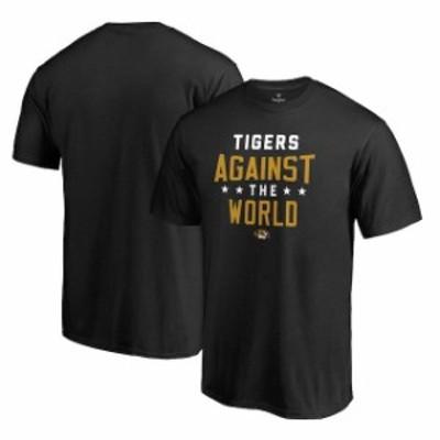 Fanatics Branded ファナティクス ブランド スポーツ用品  Fanatics Branded Missouri Tigers Black Against The World T-Shirt