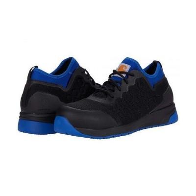 Carhartt カーハート メンズ 男性用 シューズ 靴 スニーカー 運動靴 Day One Safety - Comp Toe - Black/Blue