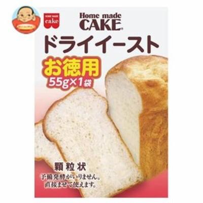 送料無料 共立食品 徳用 ドライイースト 55g×10箱入