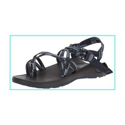 【新品】Chaco Women's ZX2 Classic Sandal, Eitherway Navy - 7 Medium(並行輸入品)