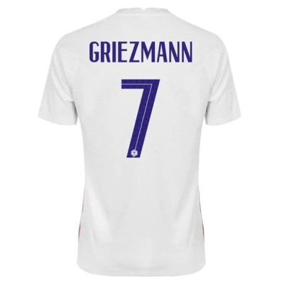 ナイキ シャツ メンズ トップス France Antoine Griezmann Away Shirt 2020