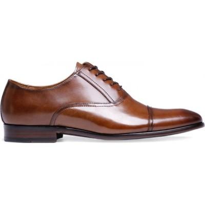 トゥエンティーエイトシューズ Twenty Eight Shoes メンズ 革靴・ビジネスシューズ シューズ・靴 Cow Leather Classic Oxford Mc1607 brown
