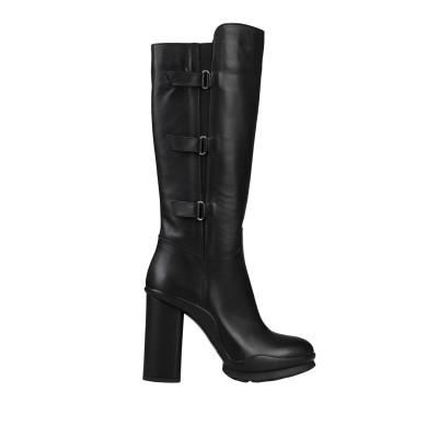 KARIDA ブーツ ブラック 38 牛革(カーフ) ブーツ