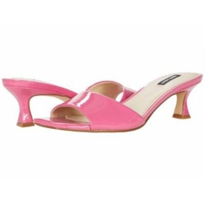 Nine West ナインウエスト レディース 女性用 シューズ 靴 ヒール Indra Medium Pink【送料無料】