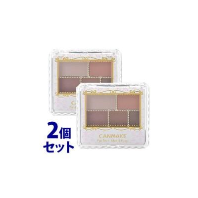 《セット販売》 井田ラボラトリーズ キャンメイク パーフェクトマルチアイズ 06 ロマンスベージュ (3.0g)×2個セット アイシャドウ CANMAKE