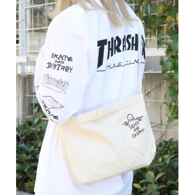 ショルダーバッグ バッグ THRASHER/スラッシャー Tote Shoulder S ショルダーバッグ
