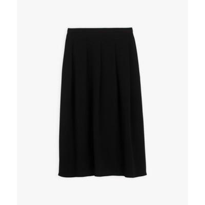 スカート U700 JUPE ミディ丈スカート