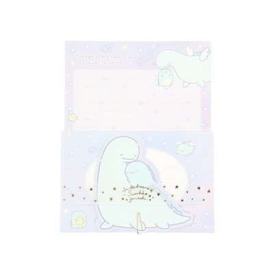 すみっコぐらし(Sumikkogurashi) レターセット とかげの夢 LH71501 (キッズ)