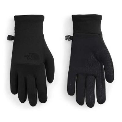 ノースフェイス レディース 手袋 アクセサリー The North Face Women's Etip Recycled Glove TNF Black