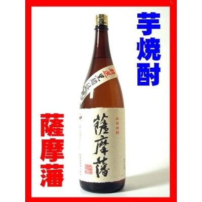 芋焼酎 焼酎 酒 お酒  薩摩藩 25° 1800ml