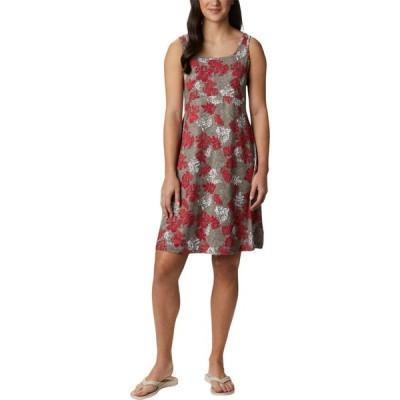 コロンビア Columbia レディース ワンピース ワンピース・ドレス Freezer(TM) III Dress Kettle Archive Palms Print