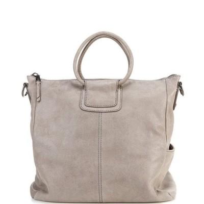 ホボ レディース ショルダーバッグ バッグ Sheila Distressed Leather Convertible Top Ring Handle Crossbody Bag