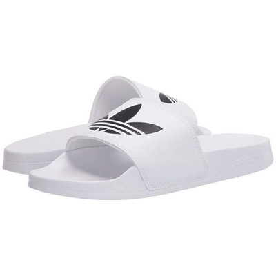 アディダス Adilette Lite メンズ サンダル Footwear White/Core Black/Footwear White