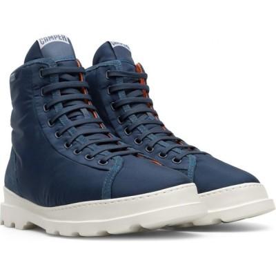 カンペール CAMPER メンズ ブーツ シューズ・靴 Brutus Sneaker Boot Medium Blue