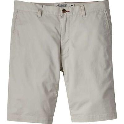 マウンテンカーキス メンズ ハーフパンツ・ショーツ ボトムス Mountain Khakis Men's Jackson Chino 8 Inch Short