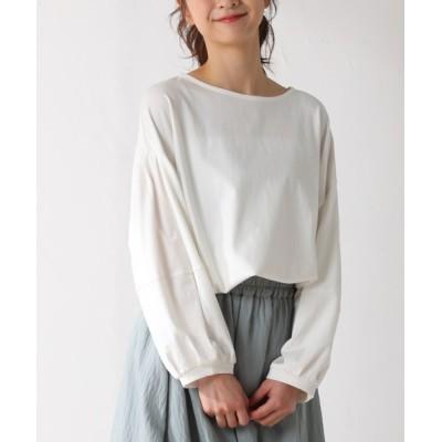 Honeys / ボリューム袖プルオーバー WOMEN トップス > Tシャツ/カットソー